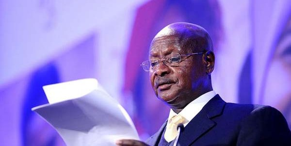 President museveni speech on homosexuality in christianity
