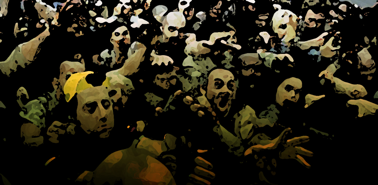 Zombies, Hell and God