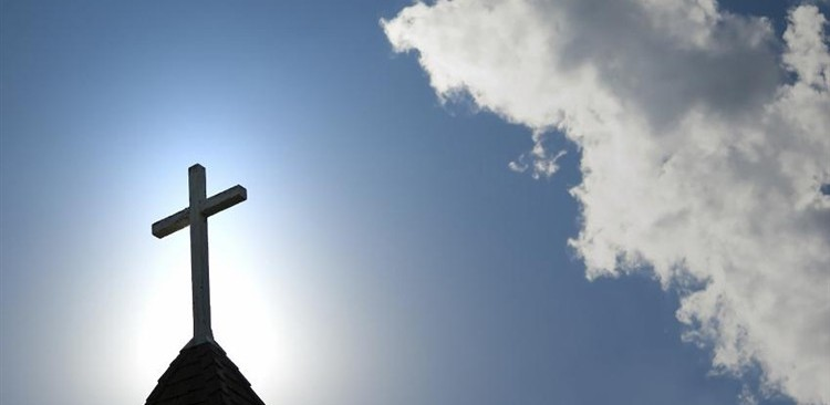 church.steeple.cross