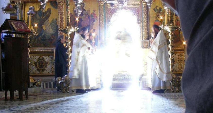 Divine Liturgy Uncreated Light