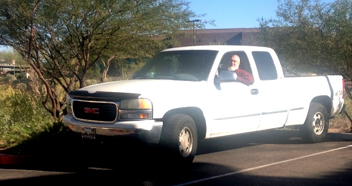 My Truck and Me