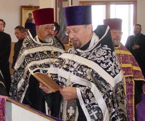 Fr Paul Merculef lent
