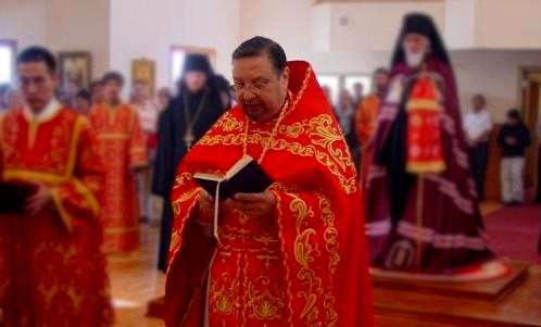Archpriest Paul Merculief