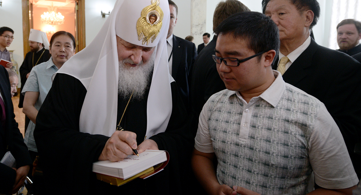 The Dreams of the Chinese Orthodox Church Bright Future Begin to Come True