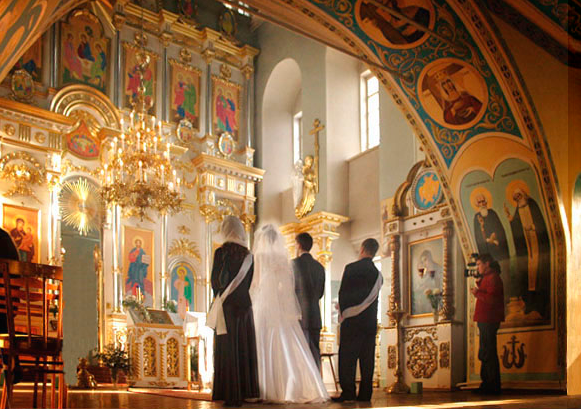 Orthodox Marriage