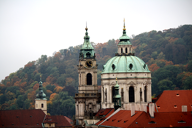 Czech Prague Orthodox Church