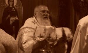 Great Entrance Fr. Peck