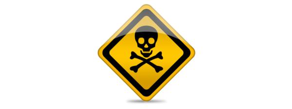 Danger Sign 600