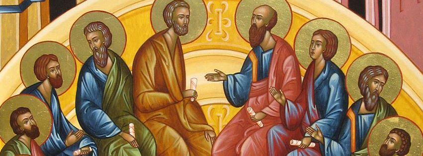 Apostles at Pentecost