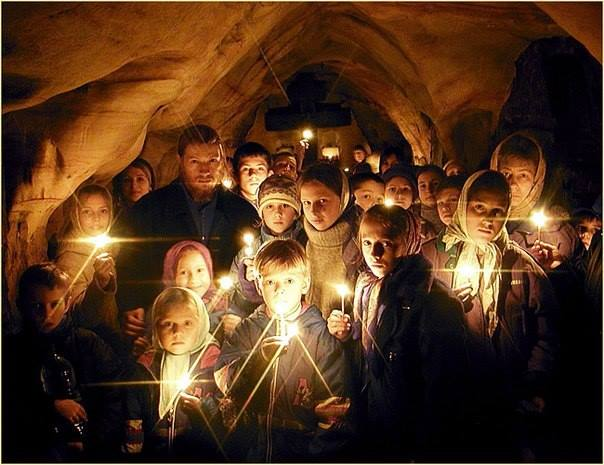 cave christians