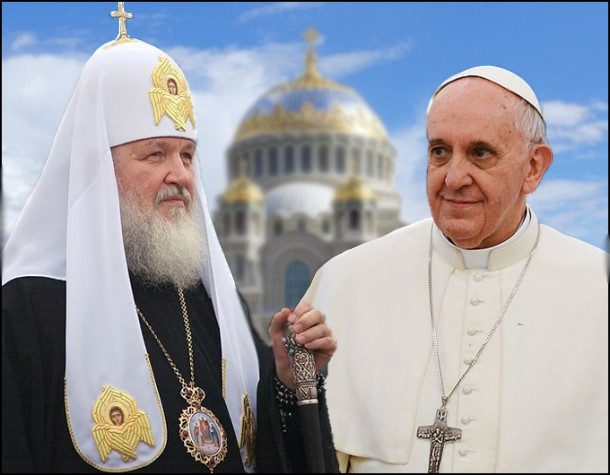 Pat and Pope