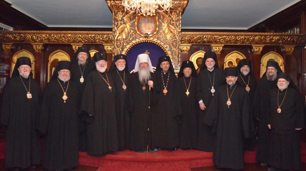 oca synod
