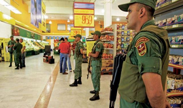 Venezuelans Storming Supermarkets, Attacking Trucks as ...