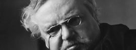 """Chesterton: """"The Christian Martyr is the Opposite of Muslim Suicide Terrorist"""""""