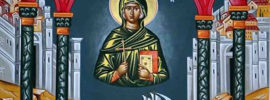 GreatMartyr Euphemia the All-Praised: Protector and Defender of Orthodox Christianity