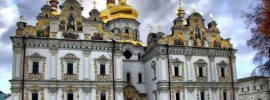 Ukrainian Nationalist-Schismatics Announce Seizure of Kiev Caves Lavra Cathedral