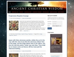 Ancient Christian Wisdom