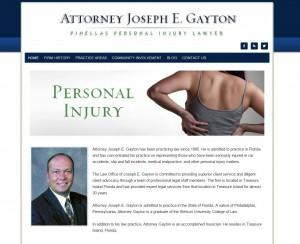 Atty Joseph Gayton