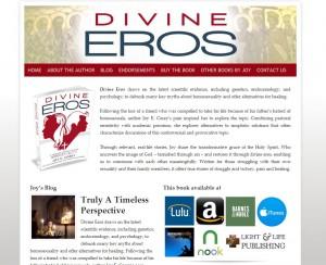 Divine Eros the book